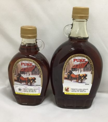 ALBRECHT MAPLE SYRUP