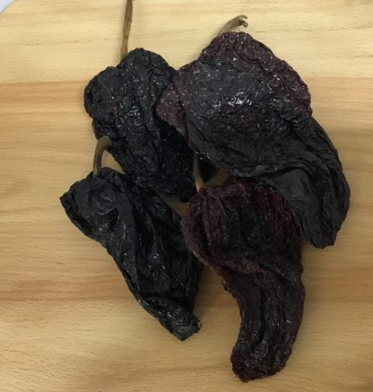 Whole Dried Ancho Peppers