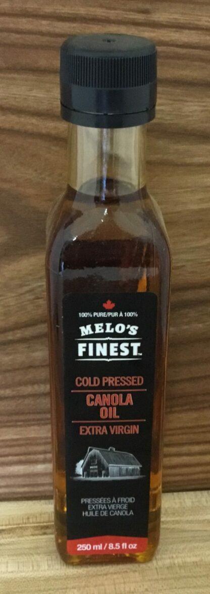 Cold Pressed Canola Oil