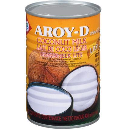 Aroy-d Lite Coconut Milk