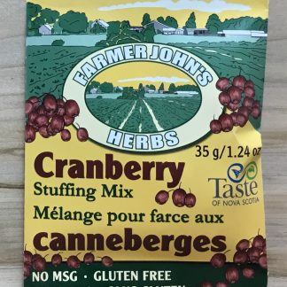 Cranberry Stuffing MIx