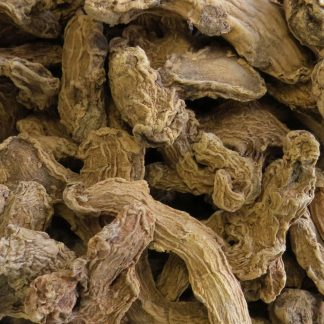 Dried Ginger Root