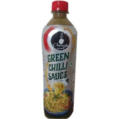 Ching's Secret Green Chili Sauce