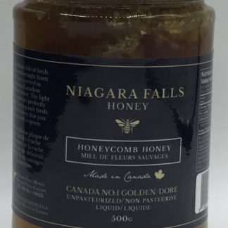 Niagara Falls Honeycomb Honey