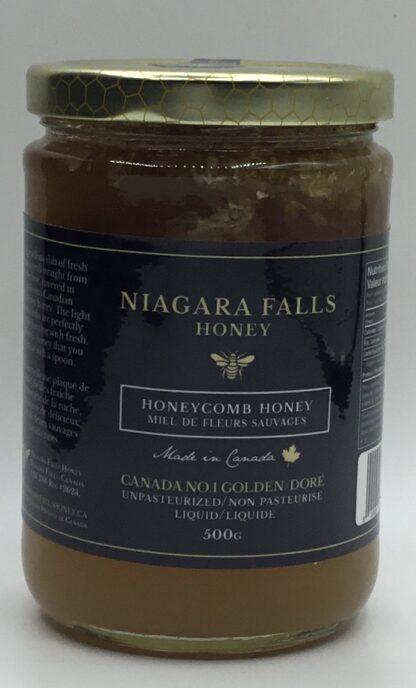 Niagara Falls Honeycomb Honey