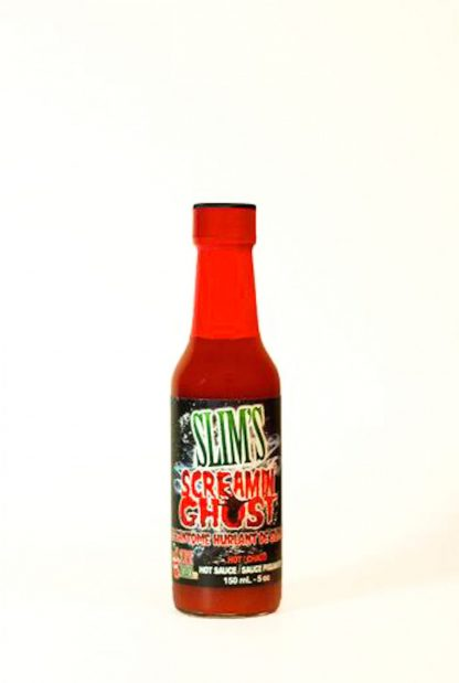 Slims Screamin' Ghost Hot Sauce