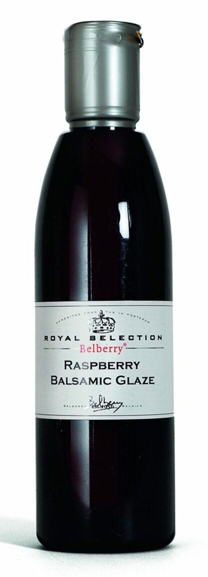 Sweet Raspberry Balsamic Glaze