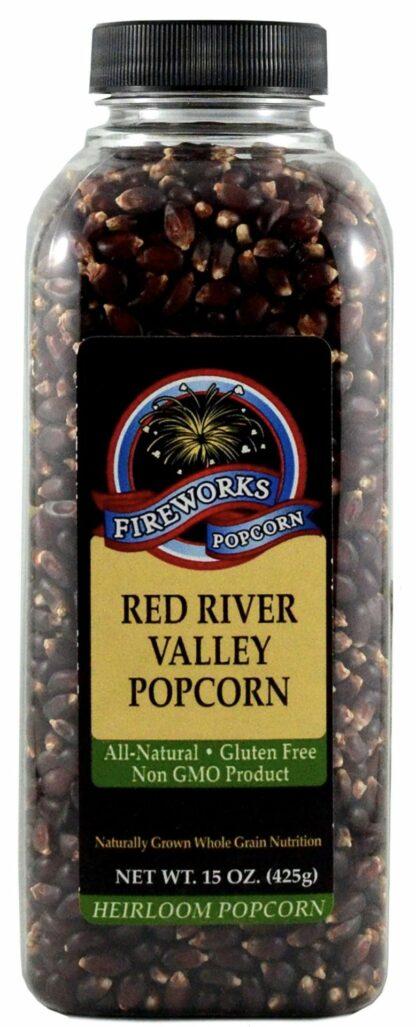 Fireworks Red River Valley Popcorn Kernels