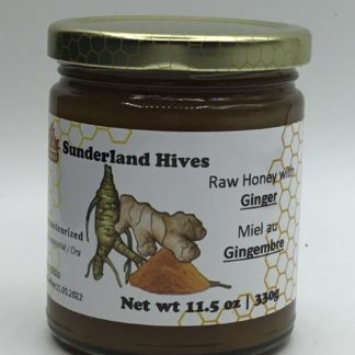 Sunderland Hives Ginger Honey