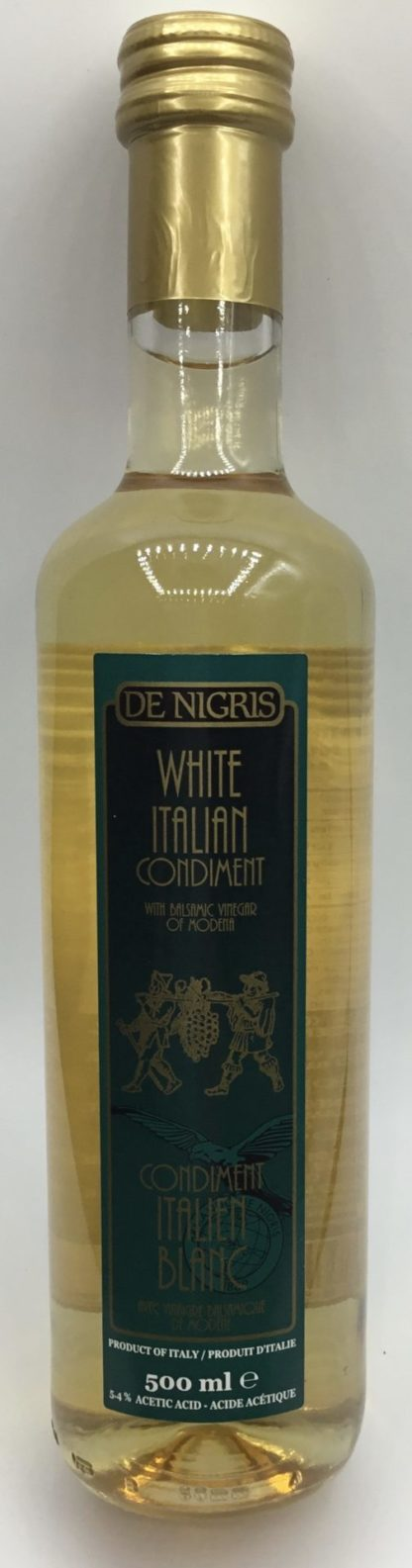 Denigris White Condiment Vinegar